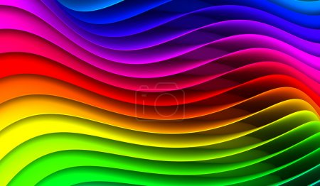 Foto de Colores de fondo - Imagen libre de derechos