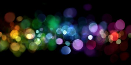 Photo for Abstract lights - Royalty Free Image