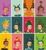 Zodiac signs girls
