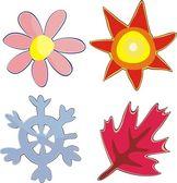 4 seasons concept