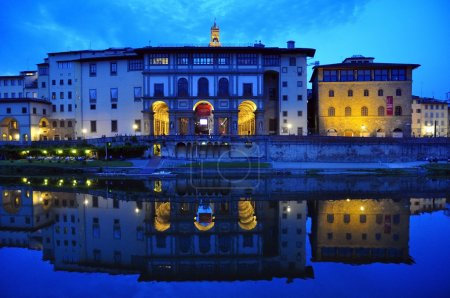 The Uffizi Palace