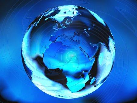 Photo pour Planète Terre - image libre de droit