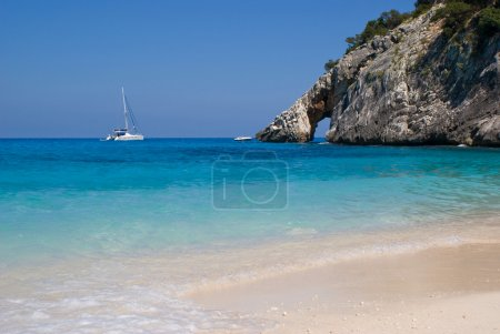 Photo for Goloritze cove in Sardinia, Italy - Royalty Free Image