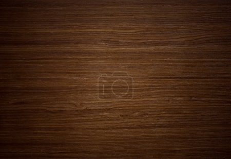 Photo for Dark wood texture with natural patterns - Royalty Free Image